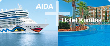 AIDA Hotel-Kombi