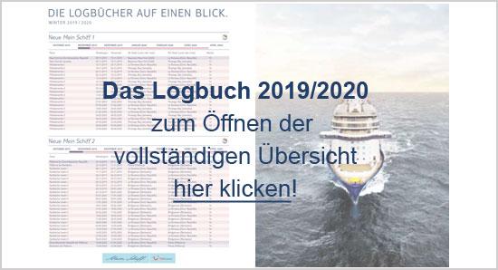 Routen-Vorschau Winter 2019/2020