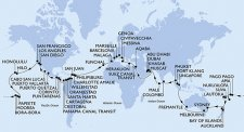 MSC Weltreise